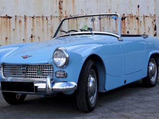 Austin Healey Sprite MkII Parts Manual