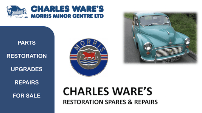 CHARLES WARES in