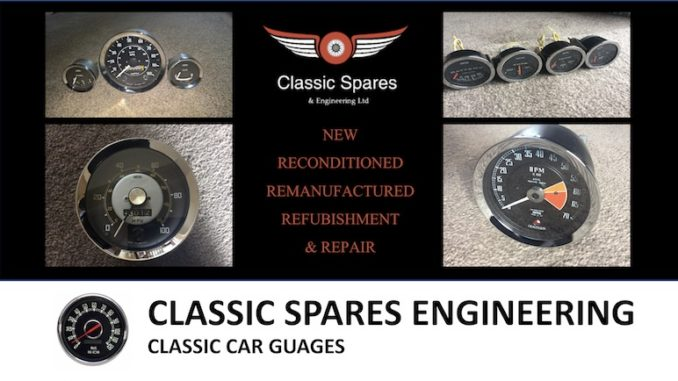 CLASSIC SPARES & ENGINEERING on SCOTTYS Supplier Library