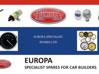 EUROPA SPECIALIST SPARES on SCOTTYS Supplier Library pic2