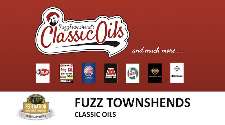 FUZZ TOWNSHENDS CLASSIC OILS on SCOTTYS Supplier Library