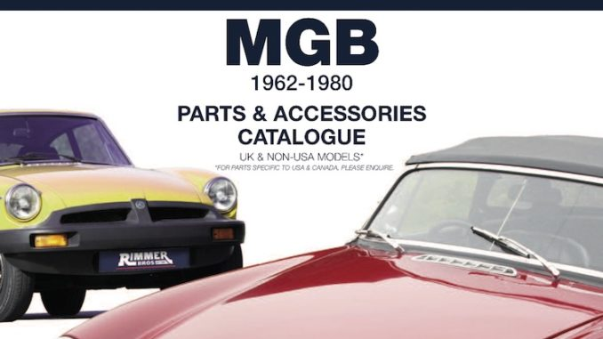 MGB TRUNK LID SEAL for 1962-1980 MGB fits on body