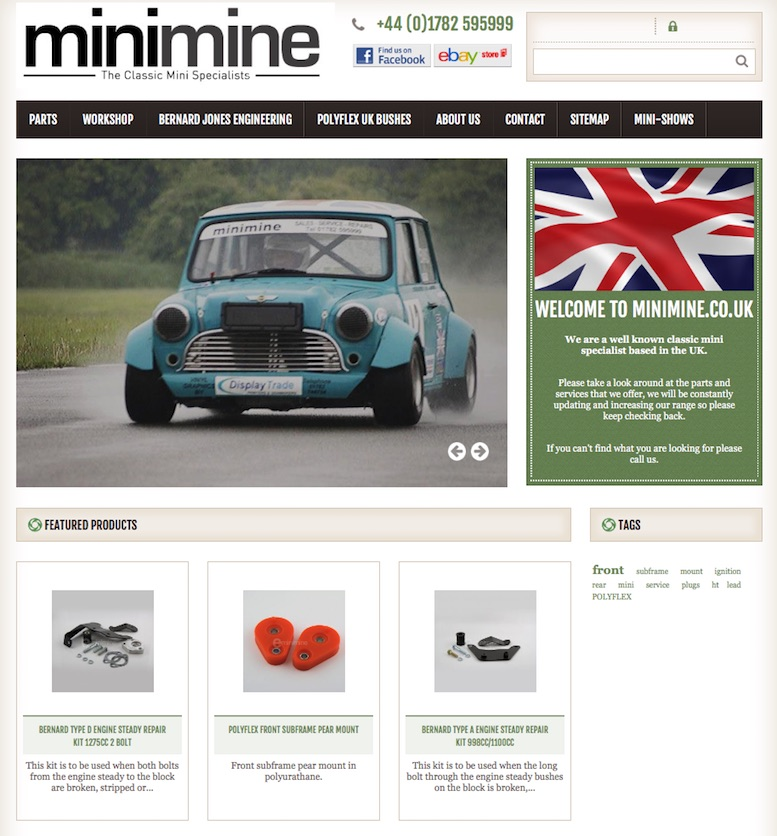 MINIMINE in SCOTTYS Supplier Library