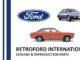 RETROFORD INTERNATIONAL on SCOTTYS Supplier Library