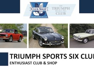 TRIUMPH SPORTS SIX CLUB on SCOTTYS