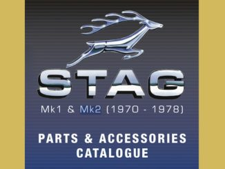 TRIUMPH STAG PARTS GUIDE - RIMMER on SCOTTYS Supplier Library