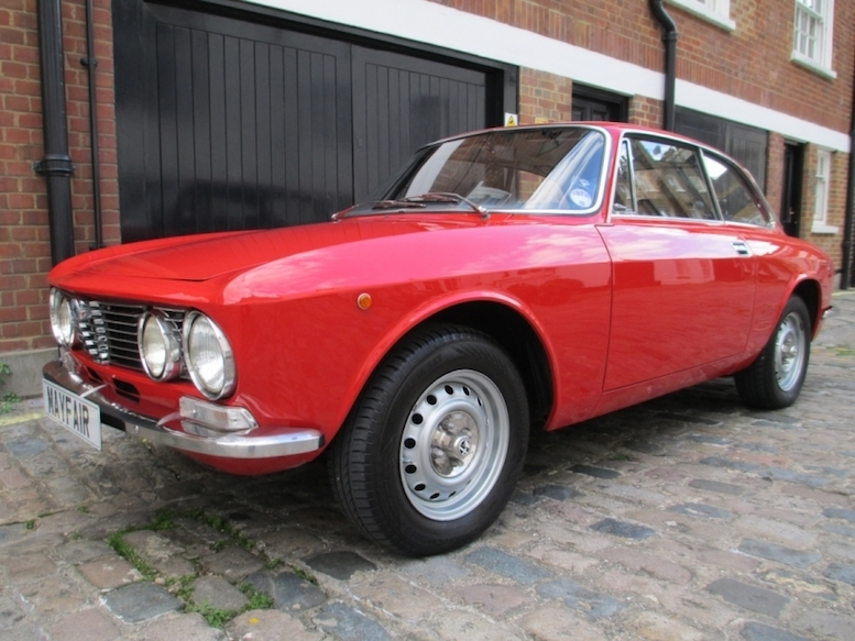 CLASSIC ALFA PARTS SUPPLIERS