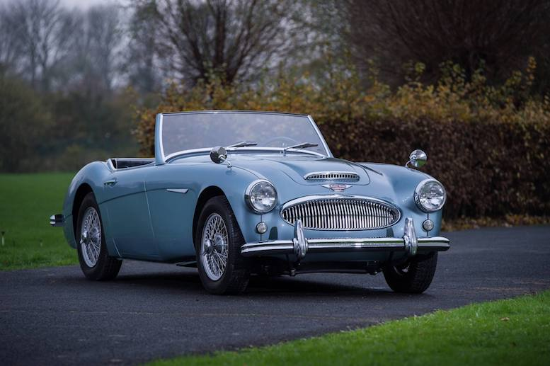 CLASSIC AUSTIN HEALEY PARTS SUPPLIERS