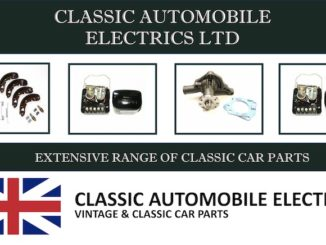 CLASSIC AUTOMOBILE ELECTRiCS in SCOTTYS Supplier Library