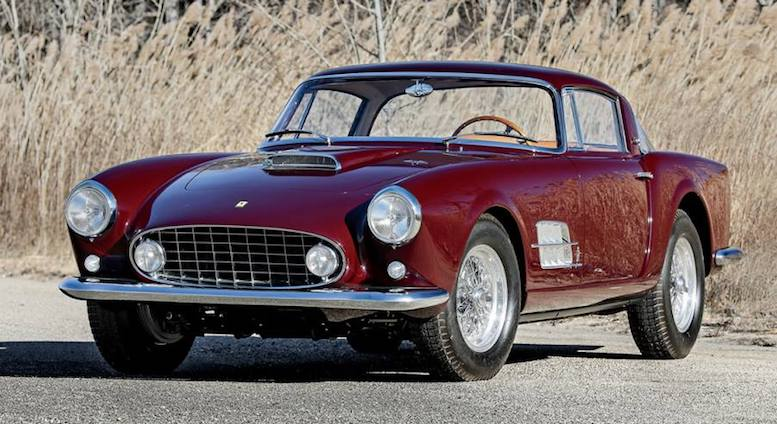CLASSIC FERRARI PARTS SUPPLIERS in SCOTTYS Supplier Library
