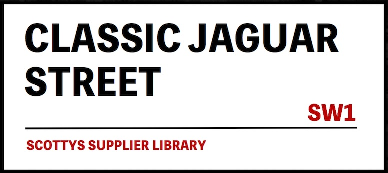 CLASSIC JAGUAR PARTS SUPPLIERS