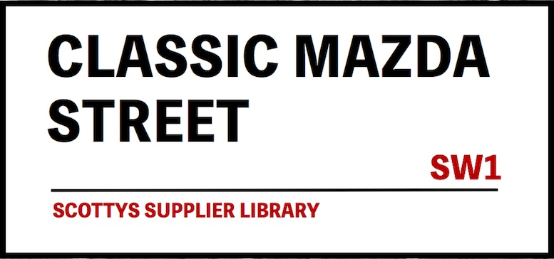 CLASSIC MAZDA PARTS SUPPLIERS