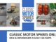 CLASSIC MOTOR SPARES in SCOTTYS Supplier Library