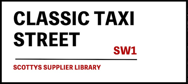 CLASSIC TAXI PARTS SUPPLIERS