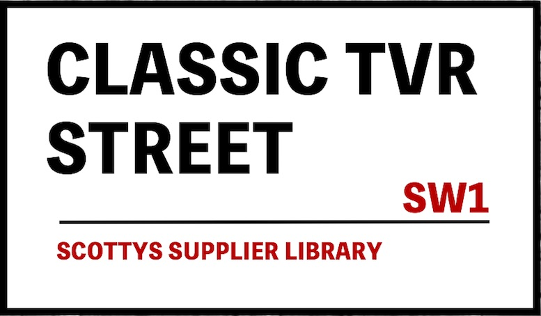 CLASSIC TVR PARTS SUPPLIERS