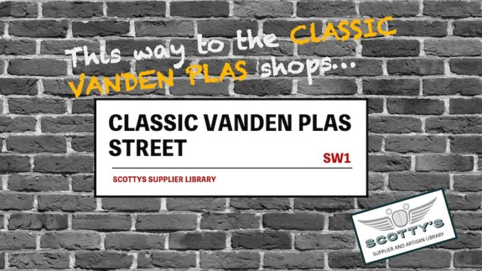 CLASSIC VANDEN PLAS PARTS SUPPLIERS