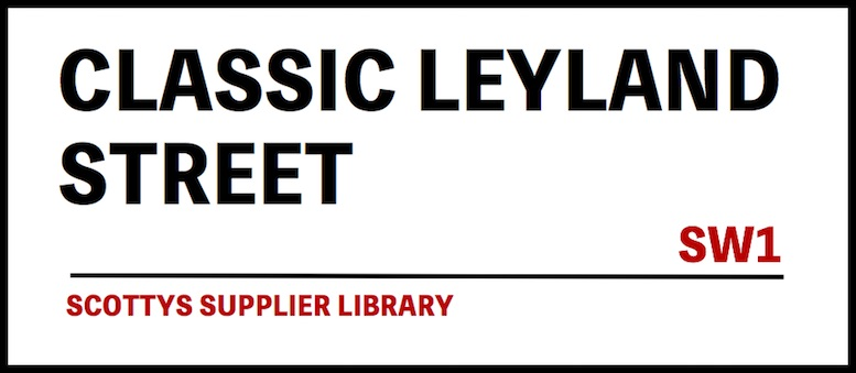 CLASSSIC LEYLAND PARTS SUPPLIERS