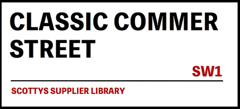 COMMER CLASSIC CAR PARTS SUPPLIERS