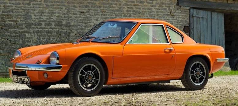 GINETTA PARTS SUPPLIERS in SCOTTYS Supplier Library