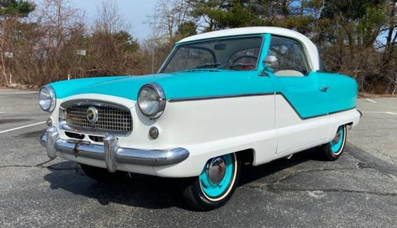 NASH METROPOLITAN PARTS SUPPLIERS in SCOTTYS Supplier Library