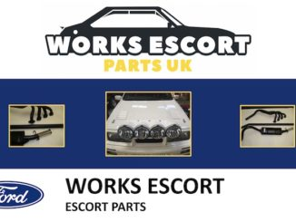 WORKS ESCORT in SCOTTYS Supplier Library