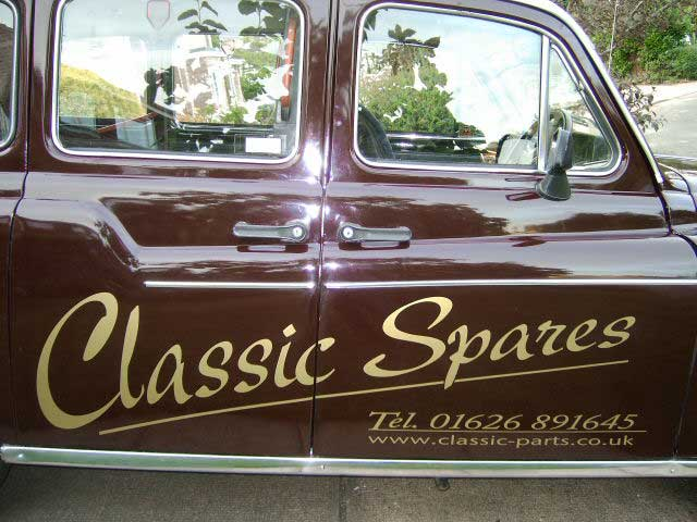 CLASSIC SPARES in SCOTTYS Supplier Library img3