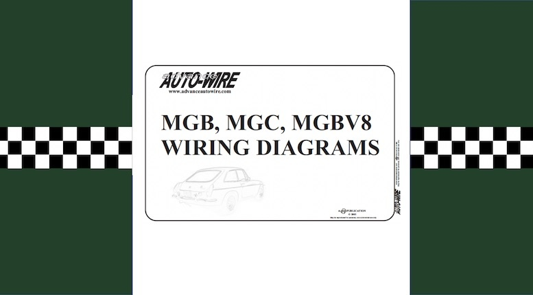 Mgb Wiring Diagrams