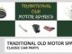 TRADITIONAL OLD MOTOR SPARES