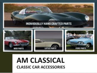 AM CLASSICAL CAR ACCESSORIES