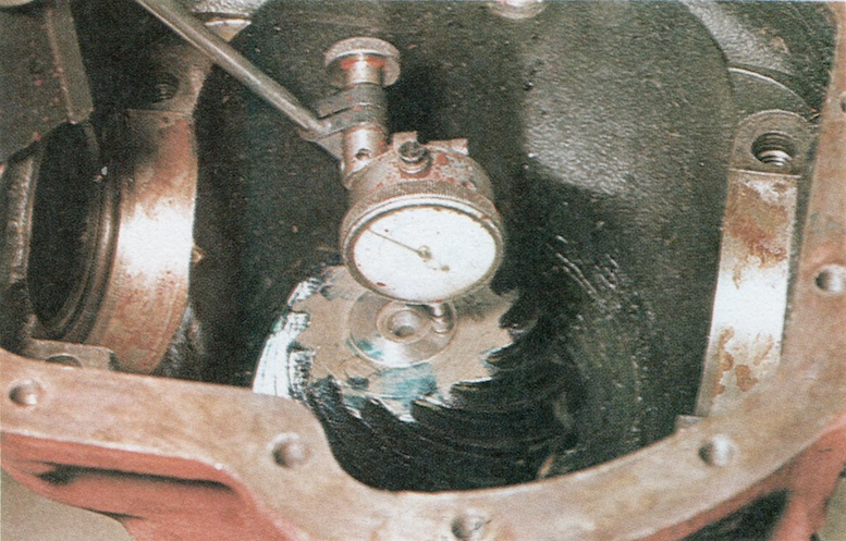 Position a Pinion on an MGB