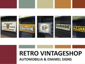 RETRO VINTAGESHOP