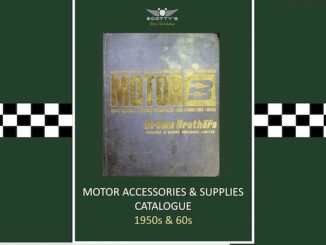 BROWN Brothers 1960s Motor Accessories PDF