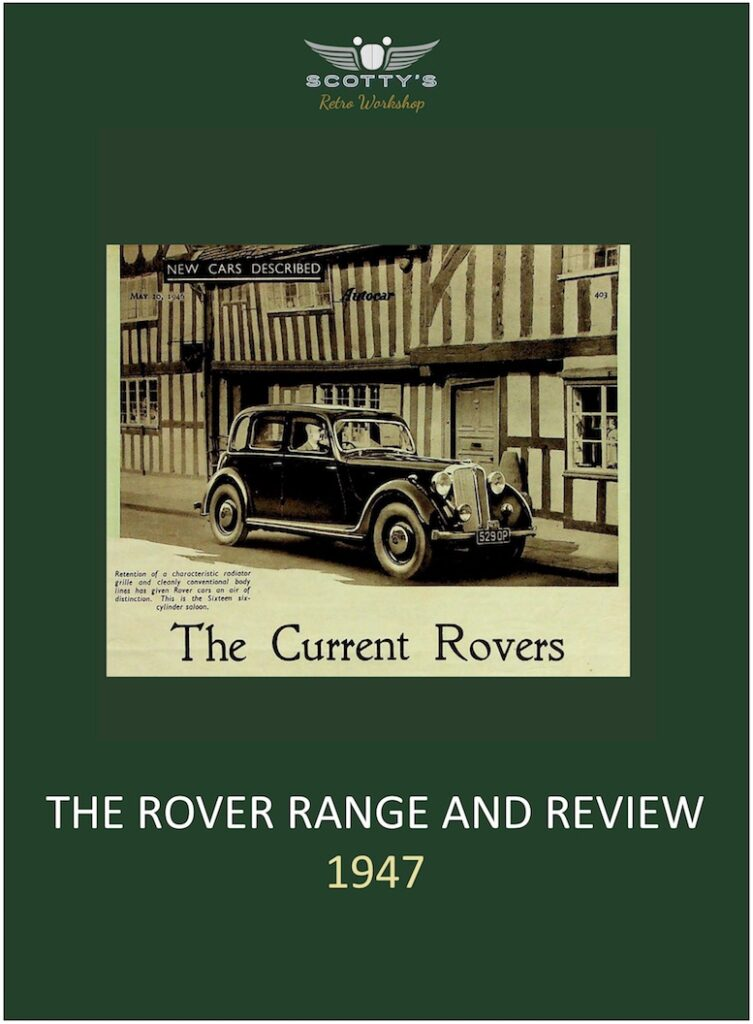 An Overview Of Classic Rovers In The Forties