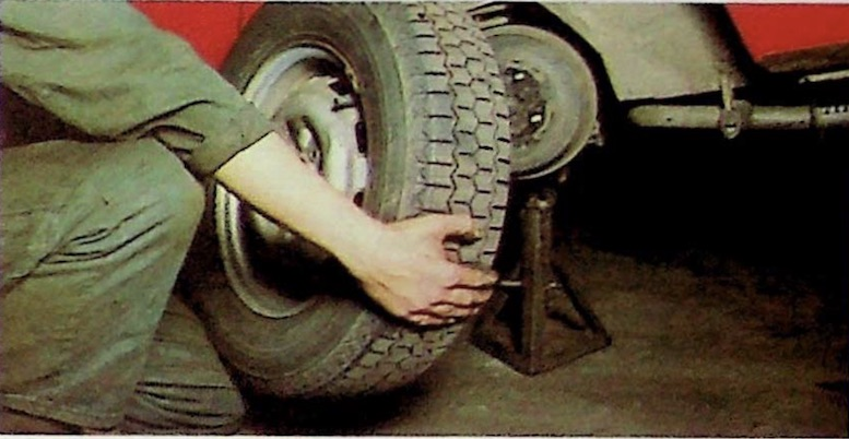 How To Check And Change Brake Linings 1