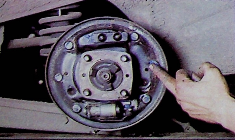 How To Refit Brake Shoes