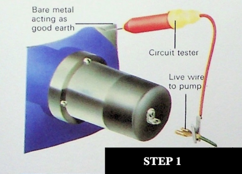 How To Test An Electric Fuel Pump