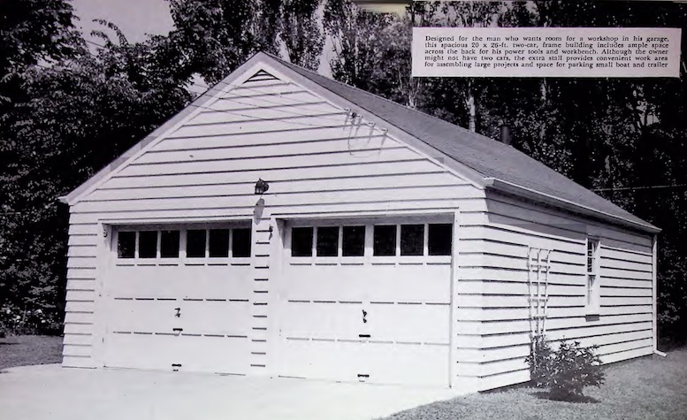 How To Build A Garage External Design Ideas - Example Page