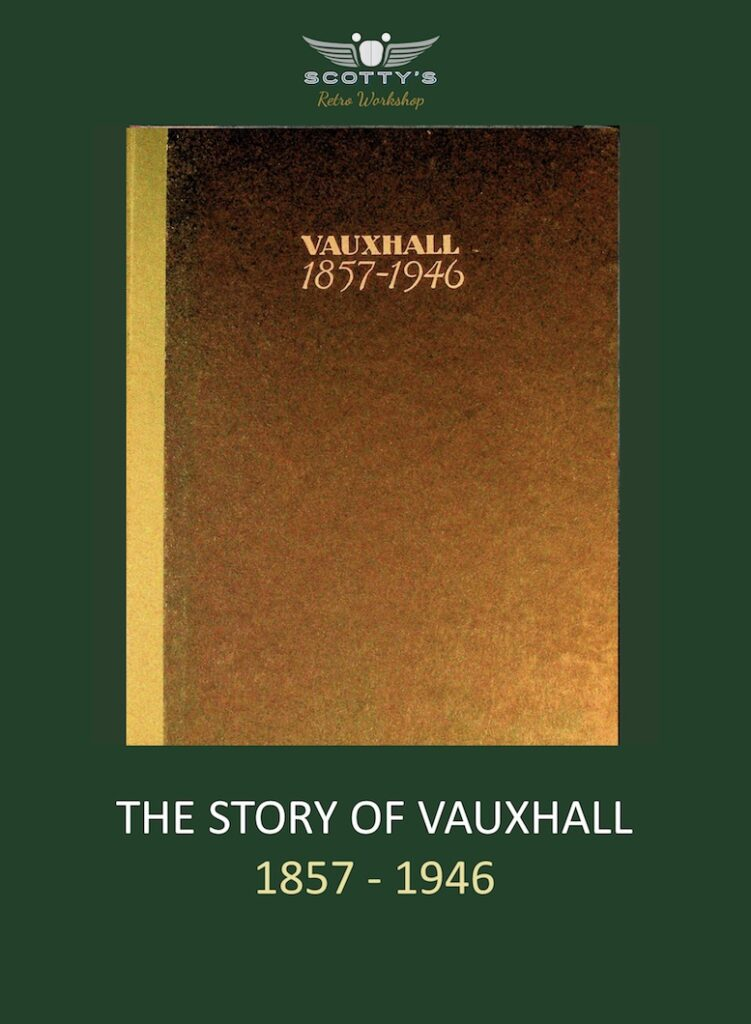 The Early History Of Vauxhall Cars