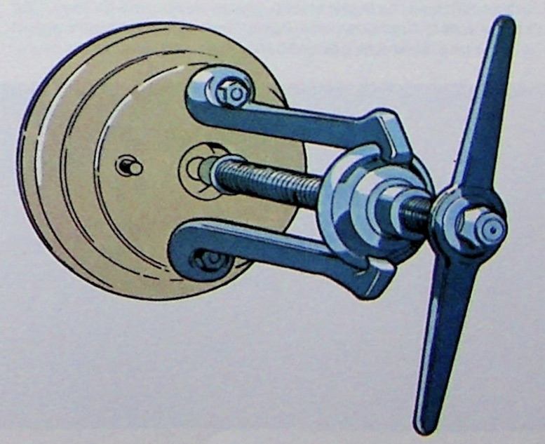 Using Brake Drum Pullers On Classic Cars